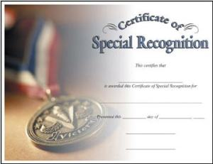 SpecialRecognition